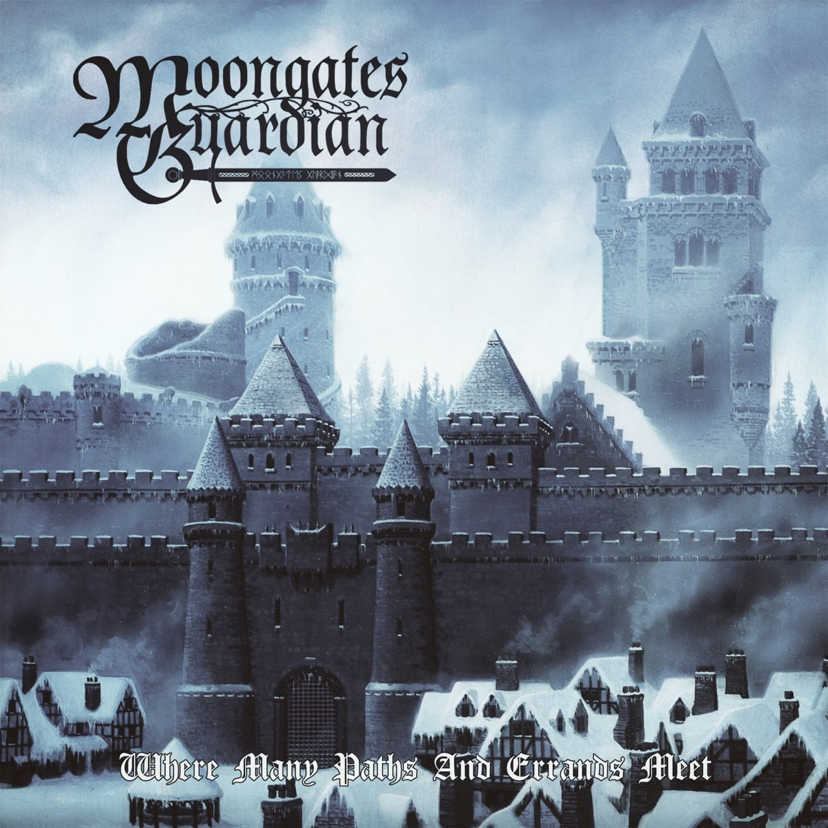 Reviews for Moongates Guardian - Where Many Paths and Errands Meet