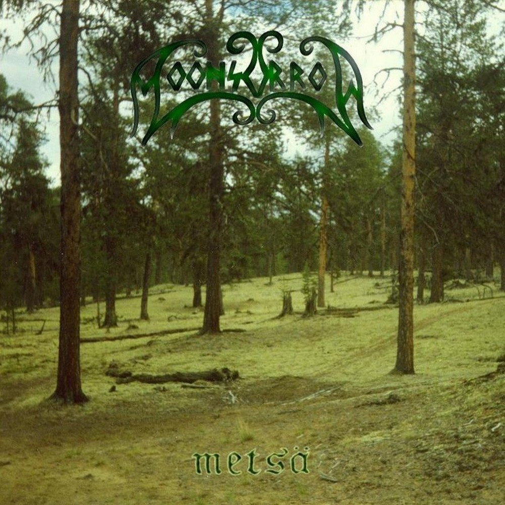 Review for Moonsorrow - Metsä