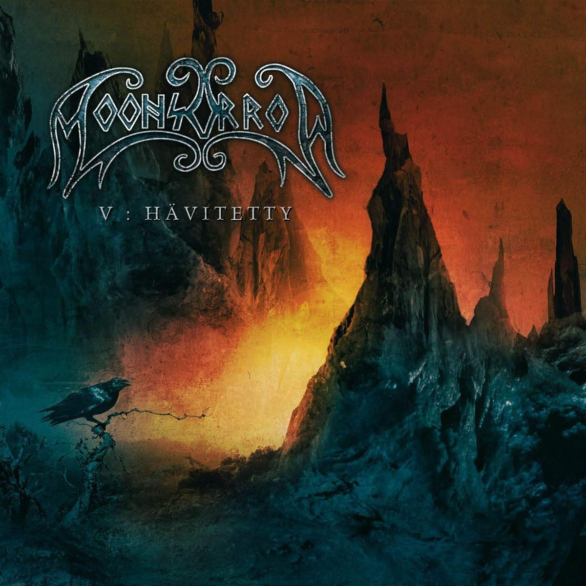 Review for Moonsorrow - V: Hävitetty