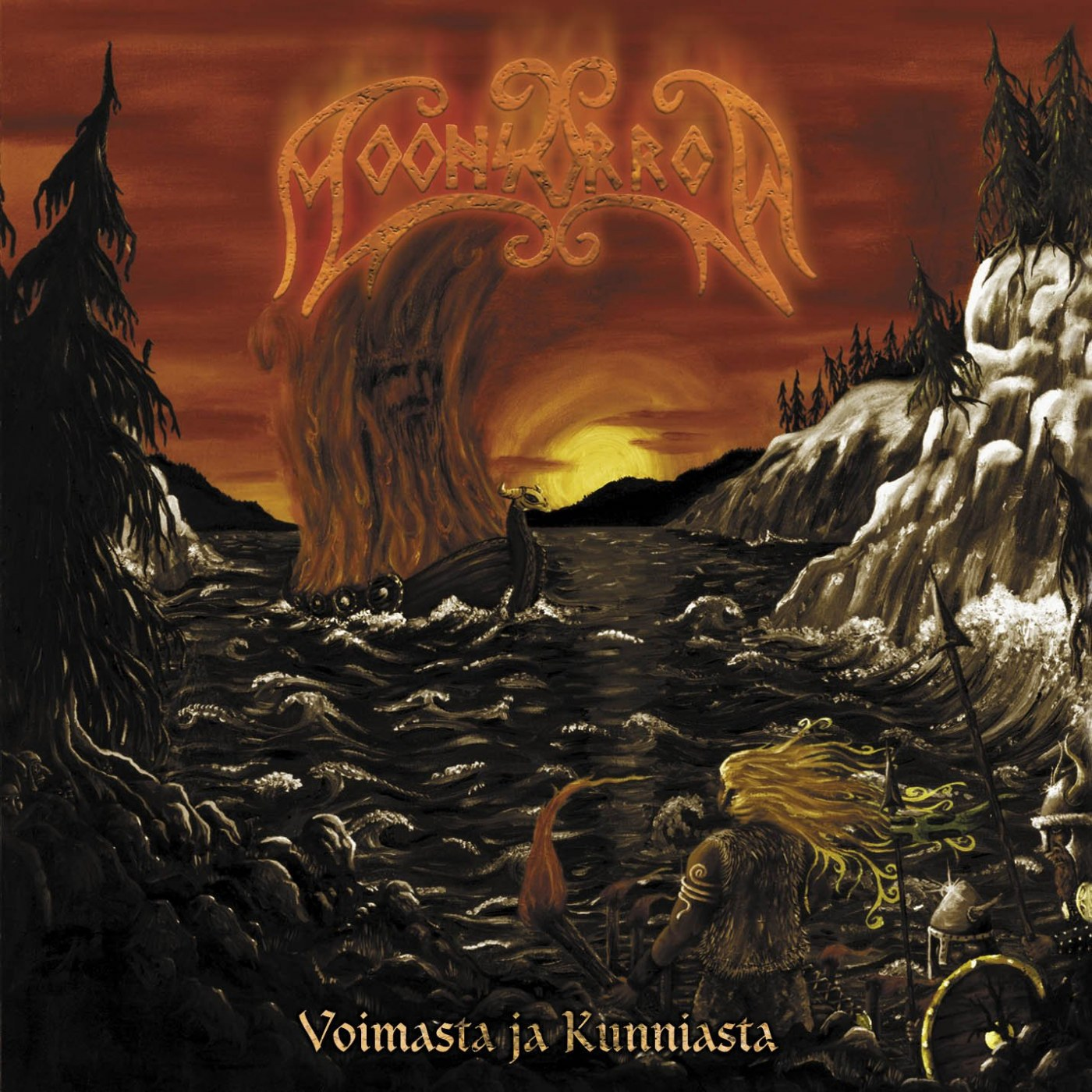 Review for Moonsorrow - Voimasta Ja Kunniasta