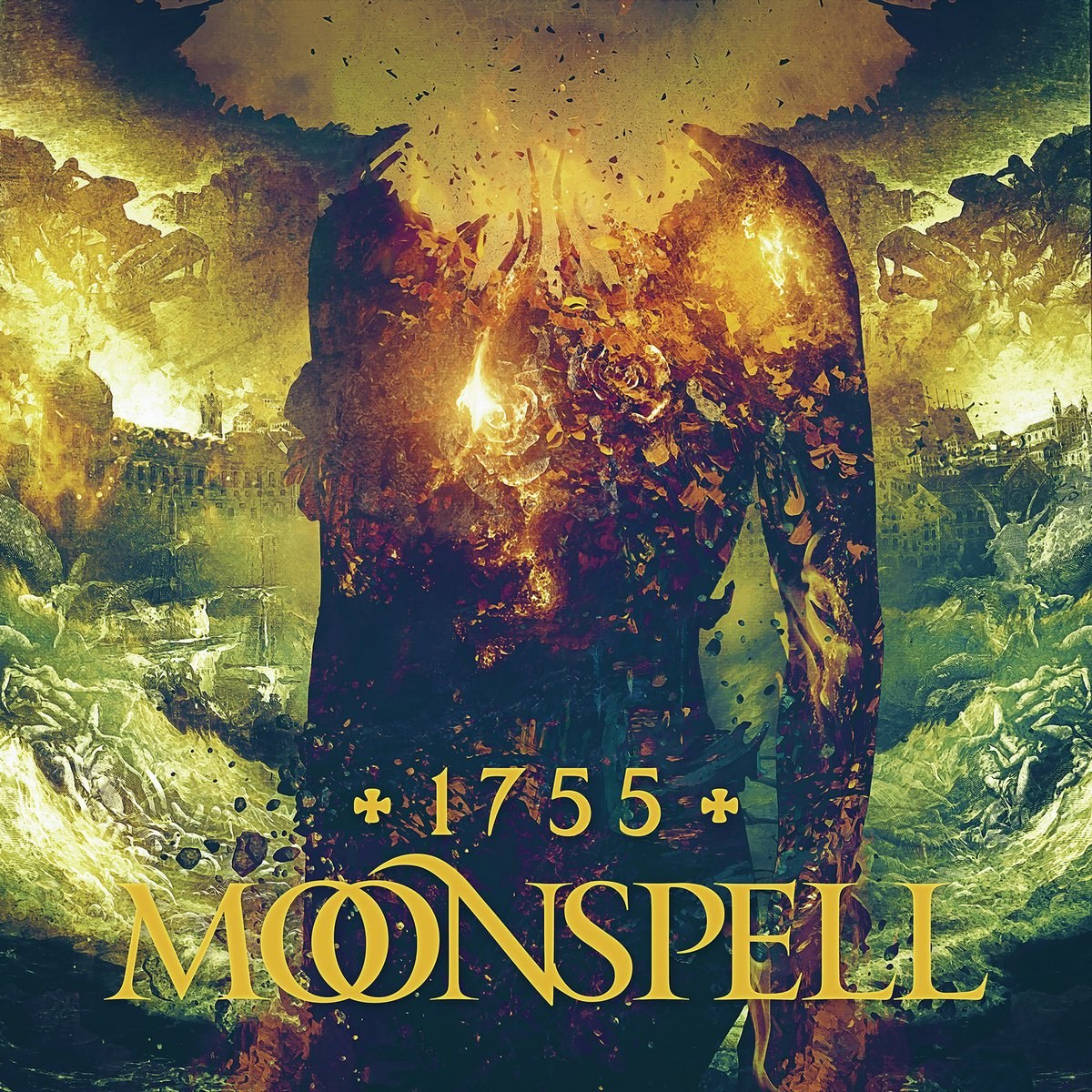 Reviews for Moonspell - 1755