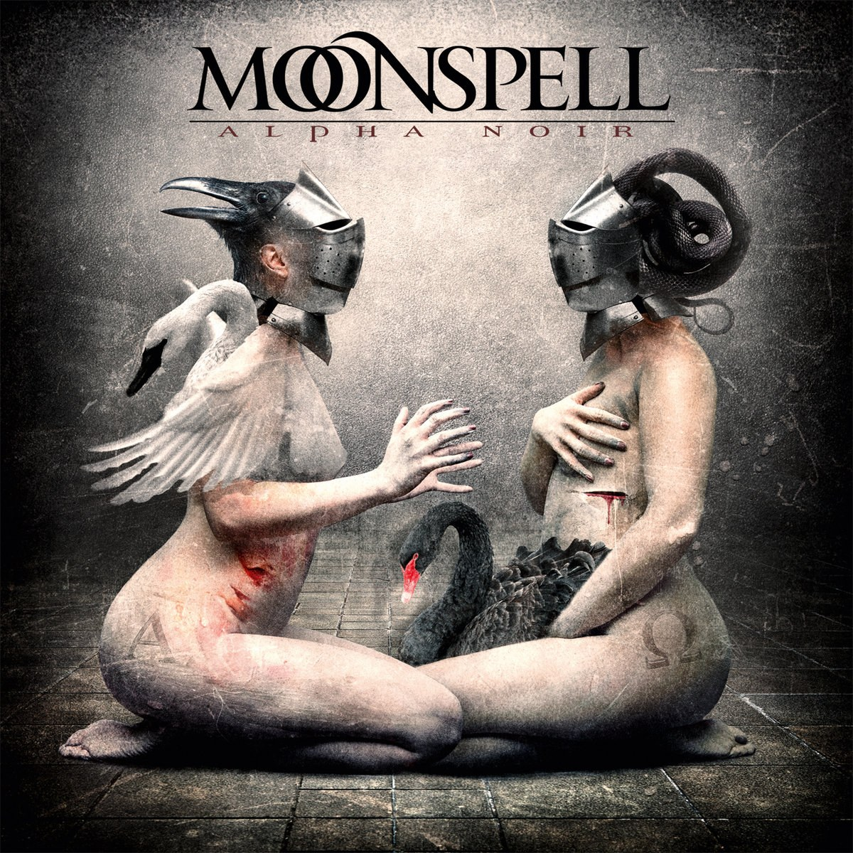 Reviews for Moonspell - Alpha Noir