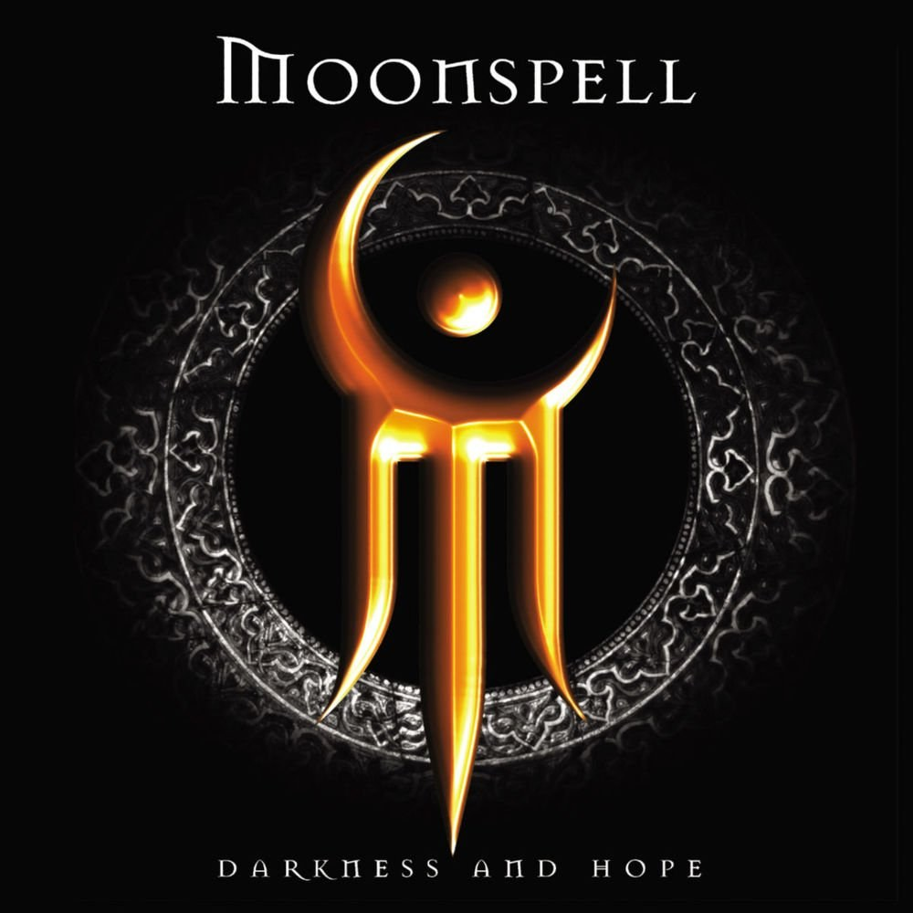 Reviews for Moonspell - Darkness and Hope