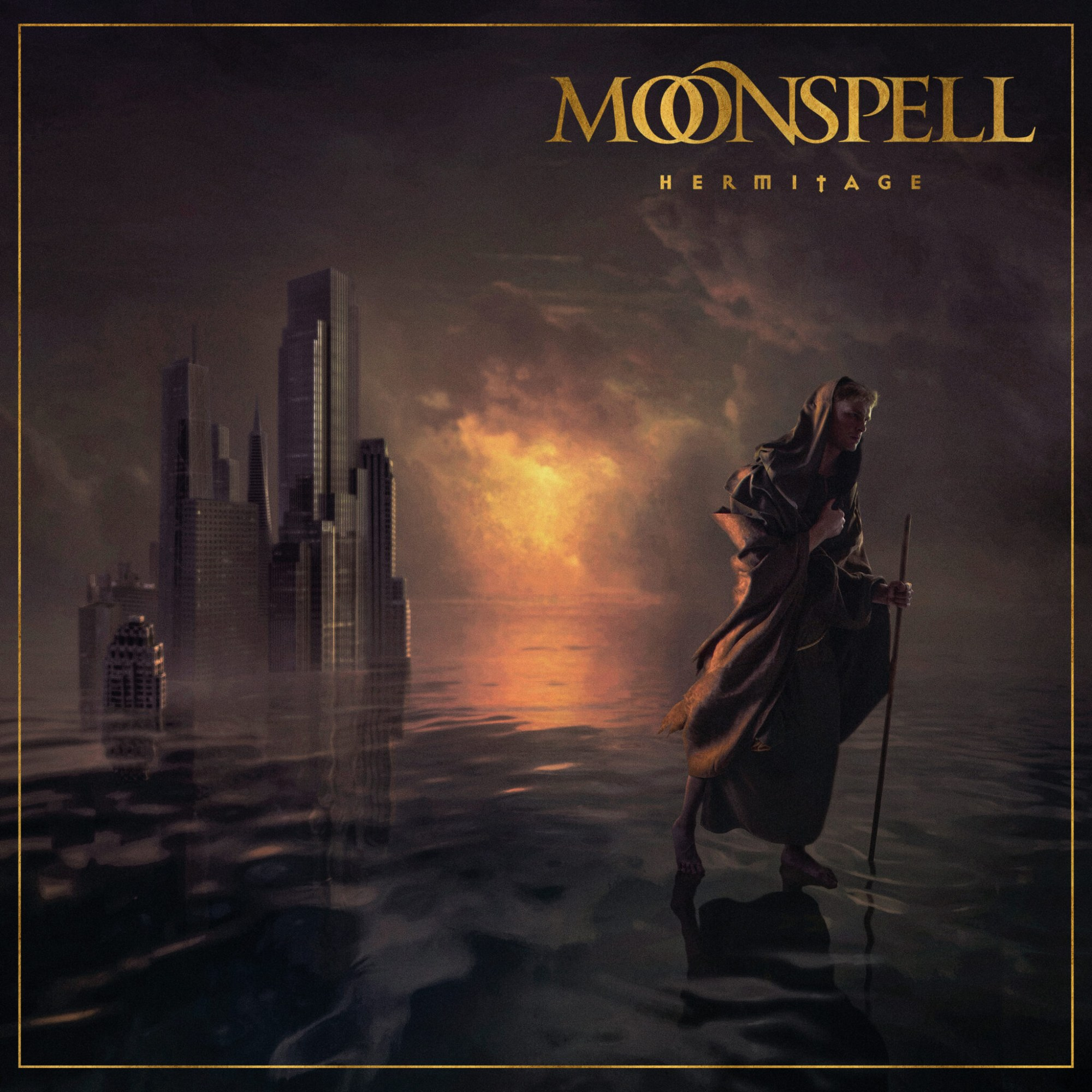 Reviews for Moonspell - Hermitage