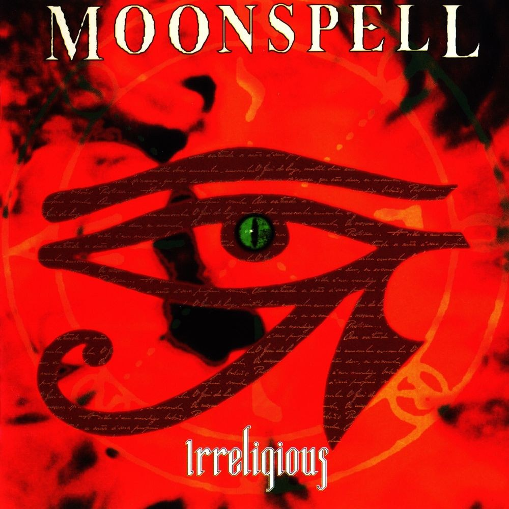 Reviews for Moonspell - Irreligious