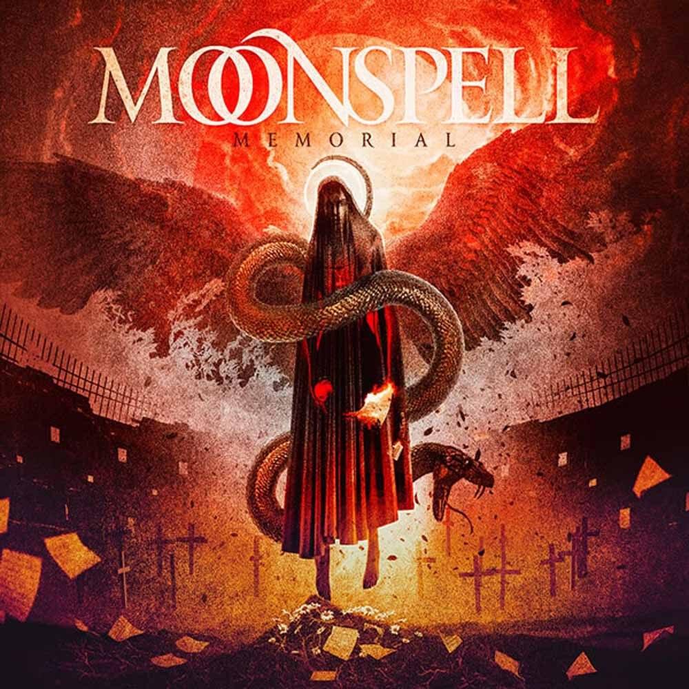 Reviews for Moonspell - Memorial