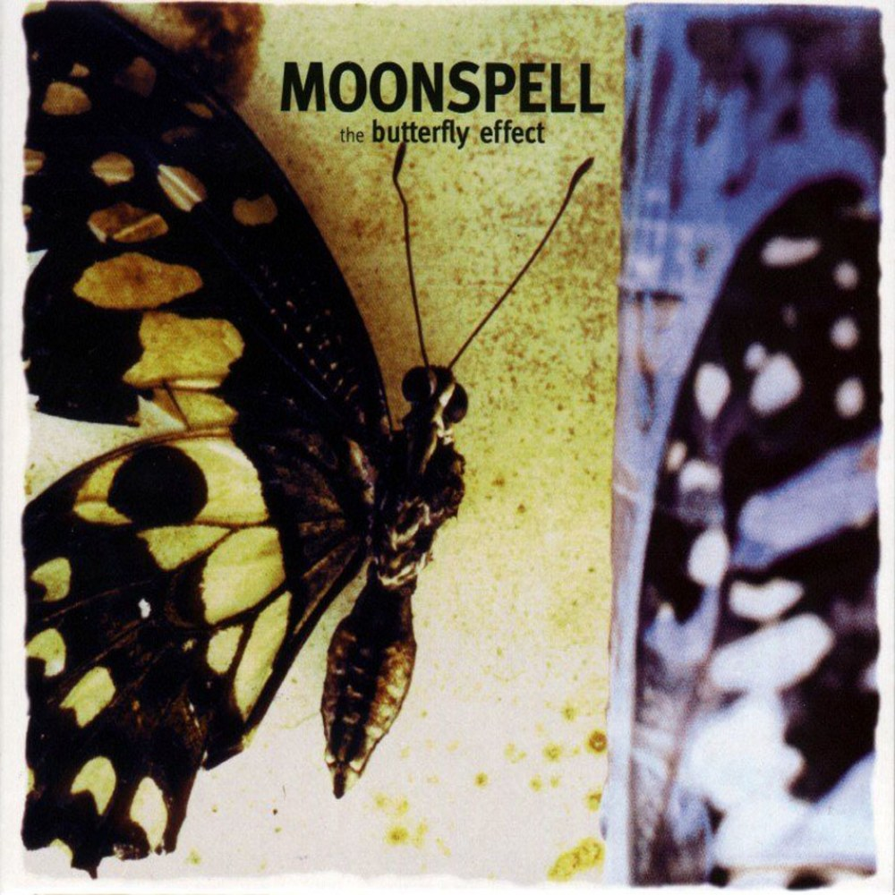 Reviews for Moonspell - The Butterfly Effect