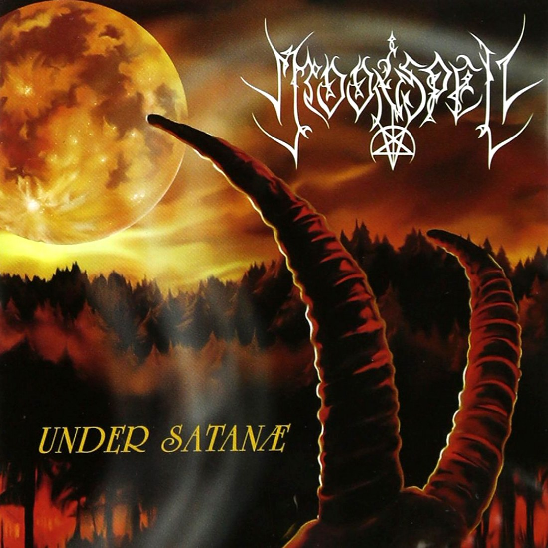 Review for Moonspell - Under the Moonspell