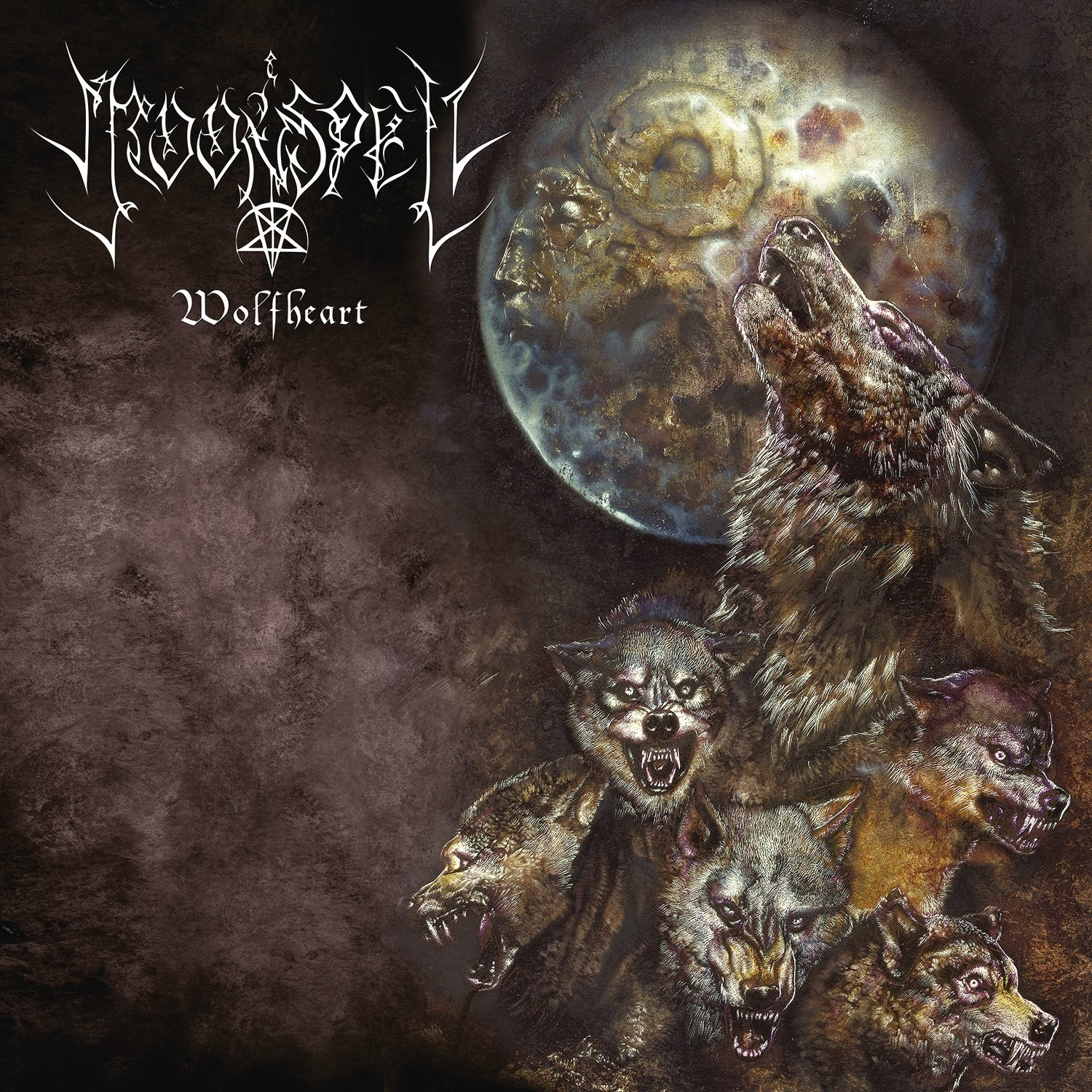 Reviews for Moonspell - Wolfheart