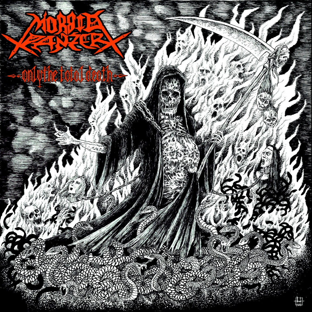 Reviews for Morbid Panzer - Only the Total Death