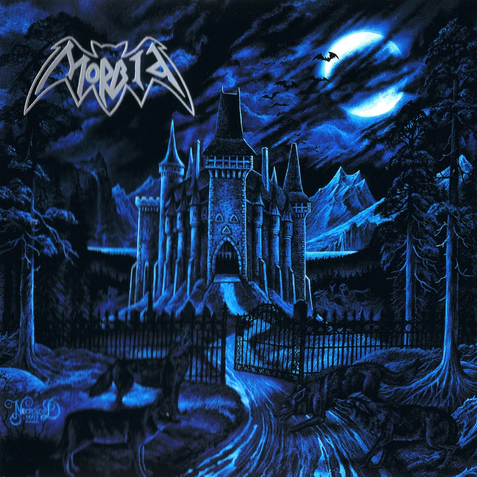 Review for Morbid (SWE) - December Moon