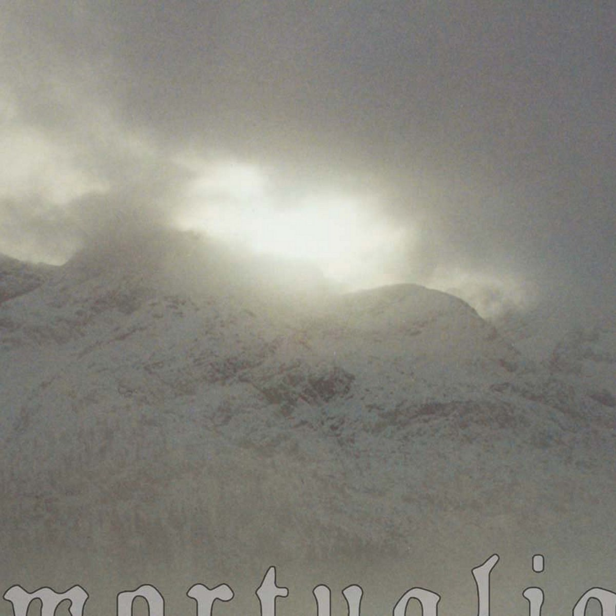 Review for Mortualia - Mortualia