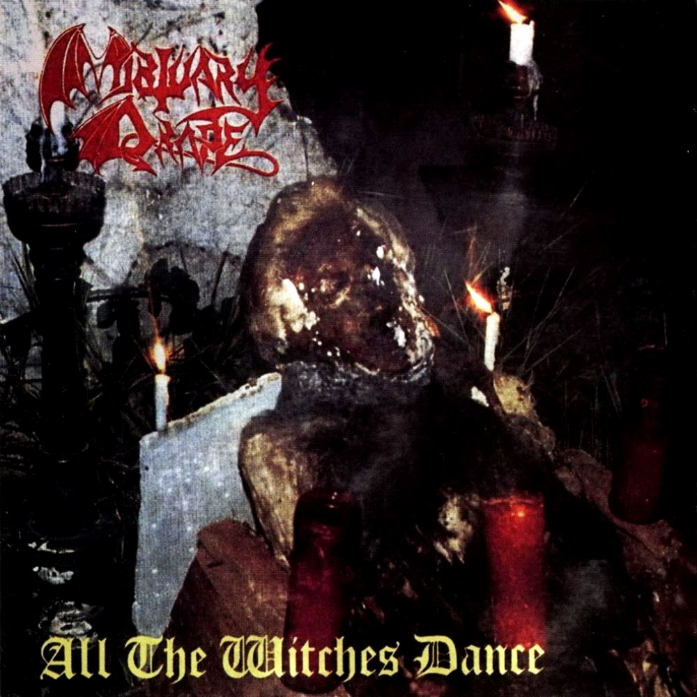 Reviews for Mortuary Drape - All the Witches Dance