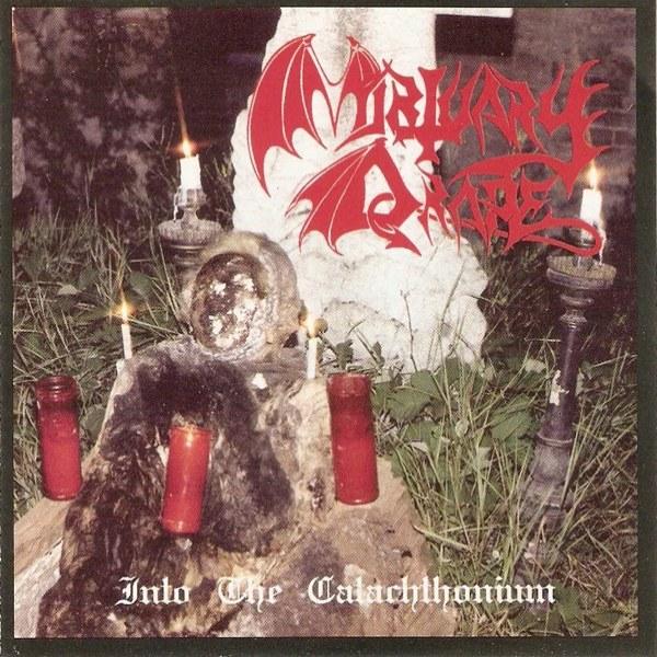 Reviews for Mortuary Drape - Into the Catachthonium