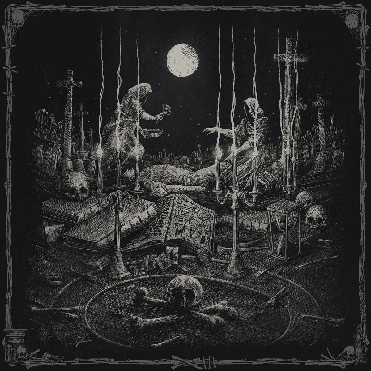 Reviews for Mortuary Drape - Necromantic Doom Returns