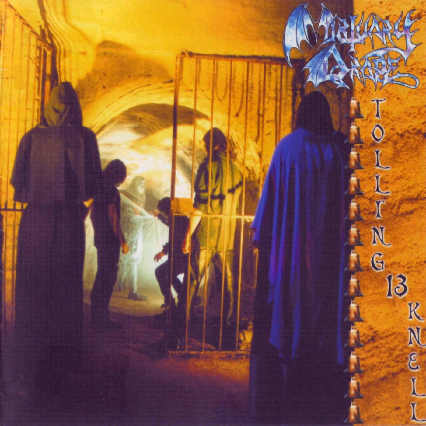 Review for Mortuary Drape - Tolling 13 Knell