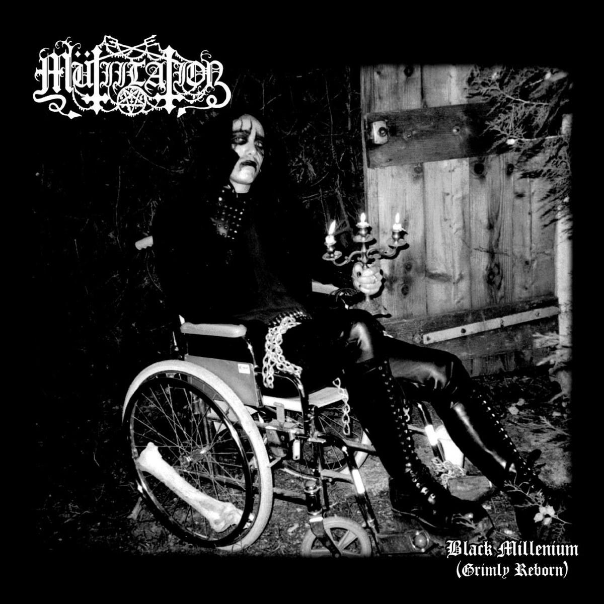 Review for Mütiilation - Black Millenium (Grimly Reborn)