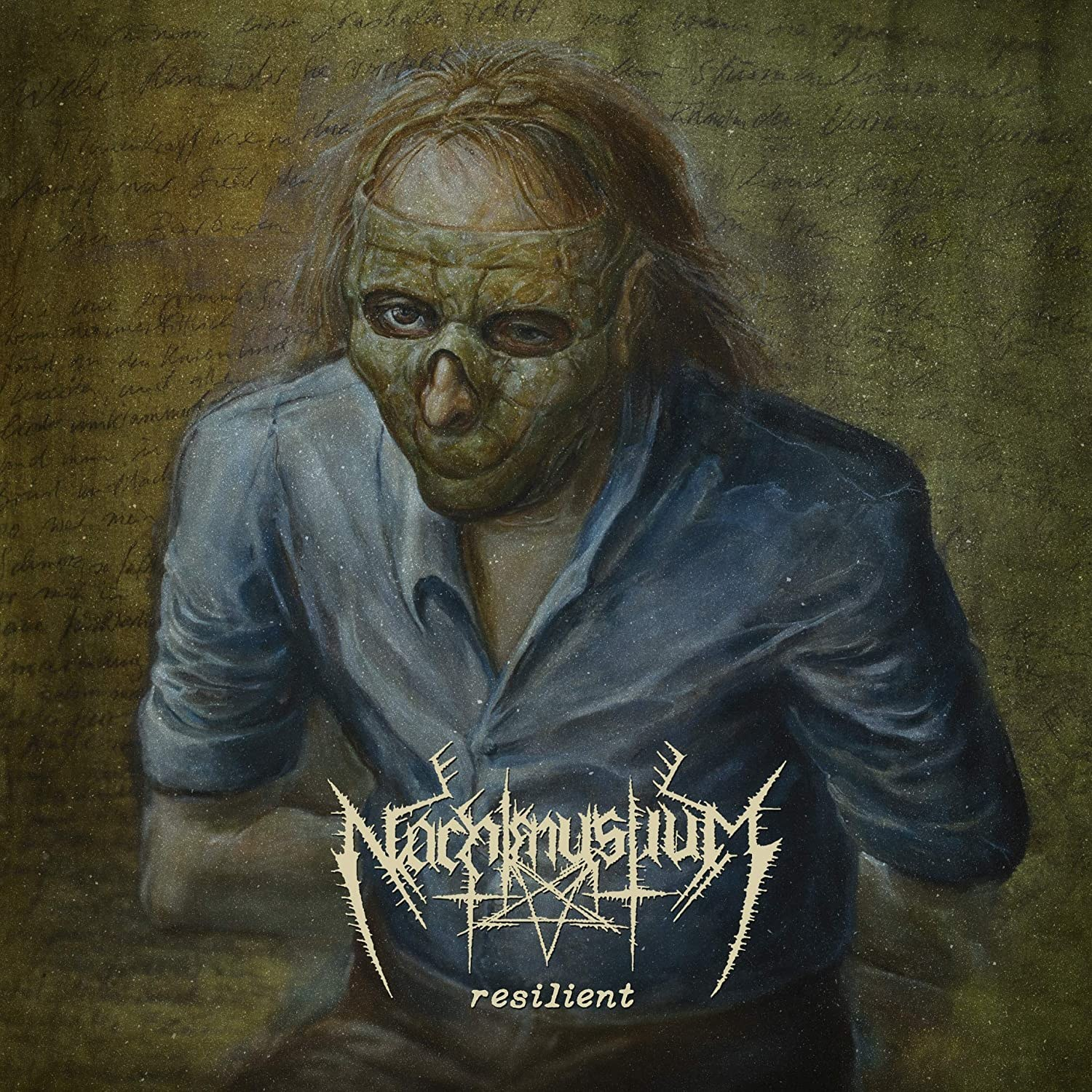 Review for Nachtmystium - Resilient