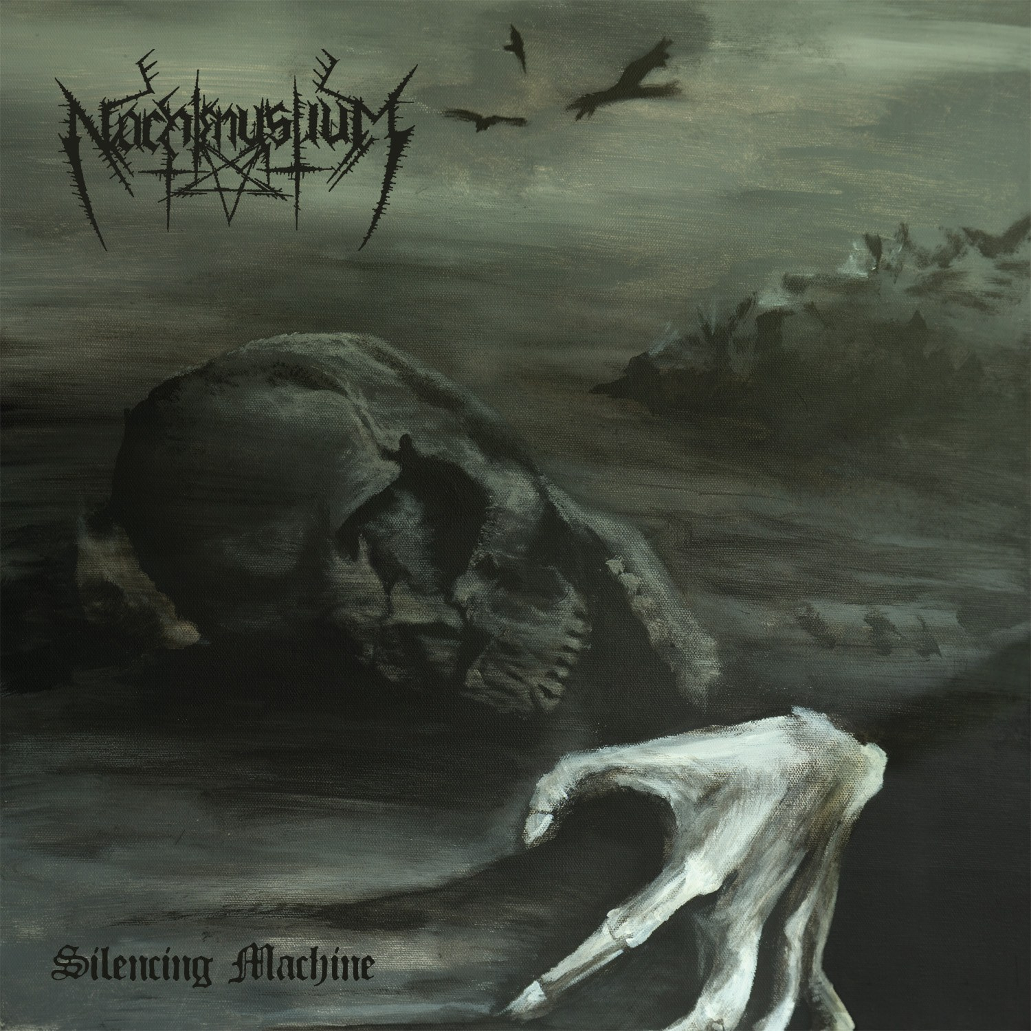 Review for Nachtmystium - Silencing Machine