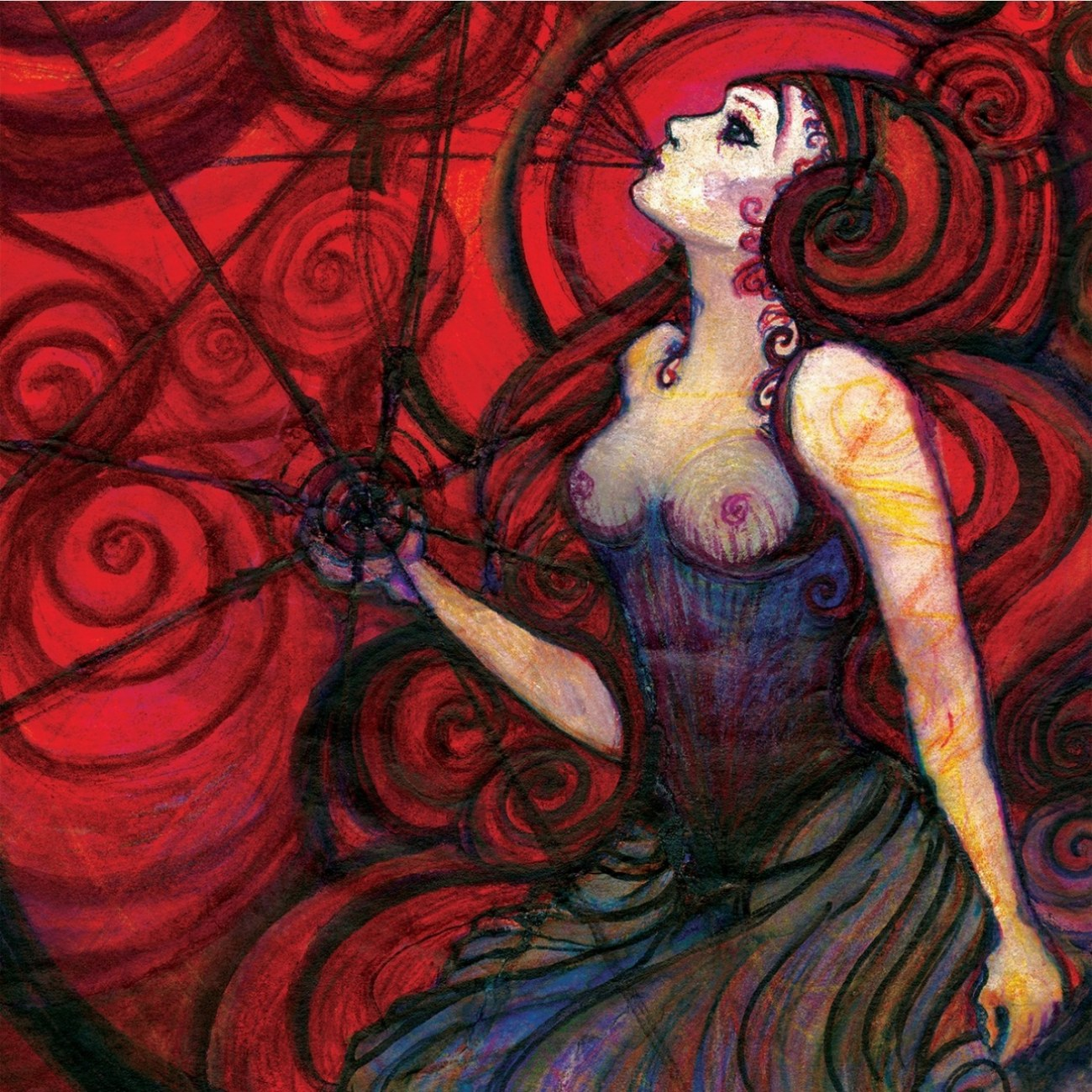Review for Nachtmystium - The World We Left Behind