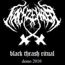 Review for Nachzehrer - Black Thrash Ritual