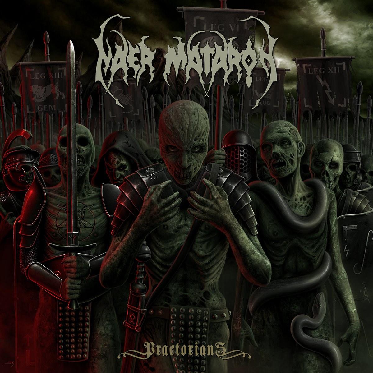 Review for Naer Mataron - Praetorians