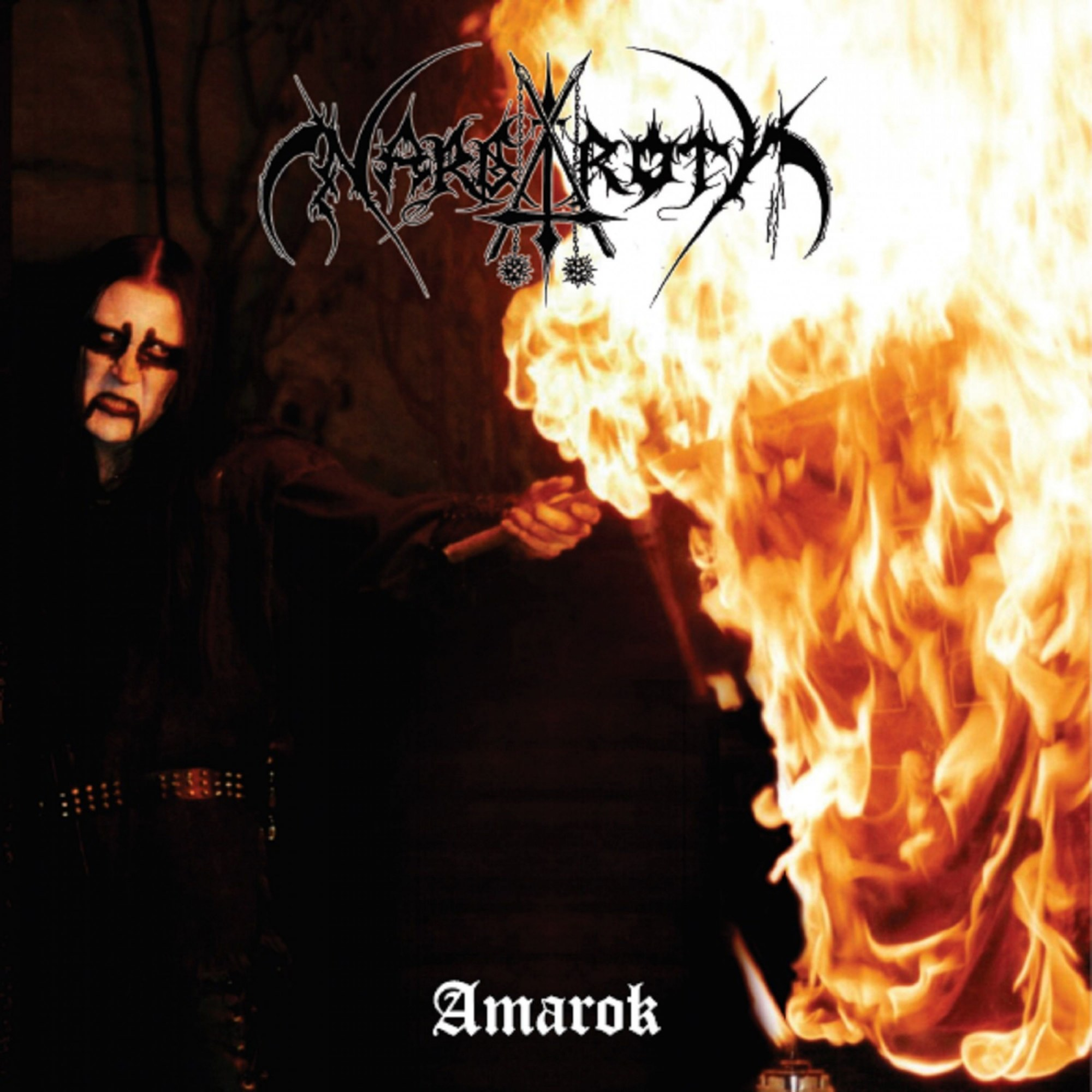 Review for Nargaroth - Amarok