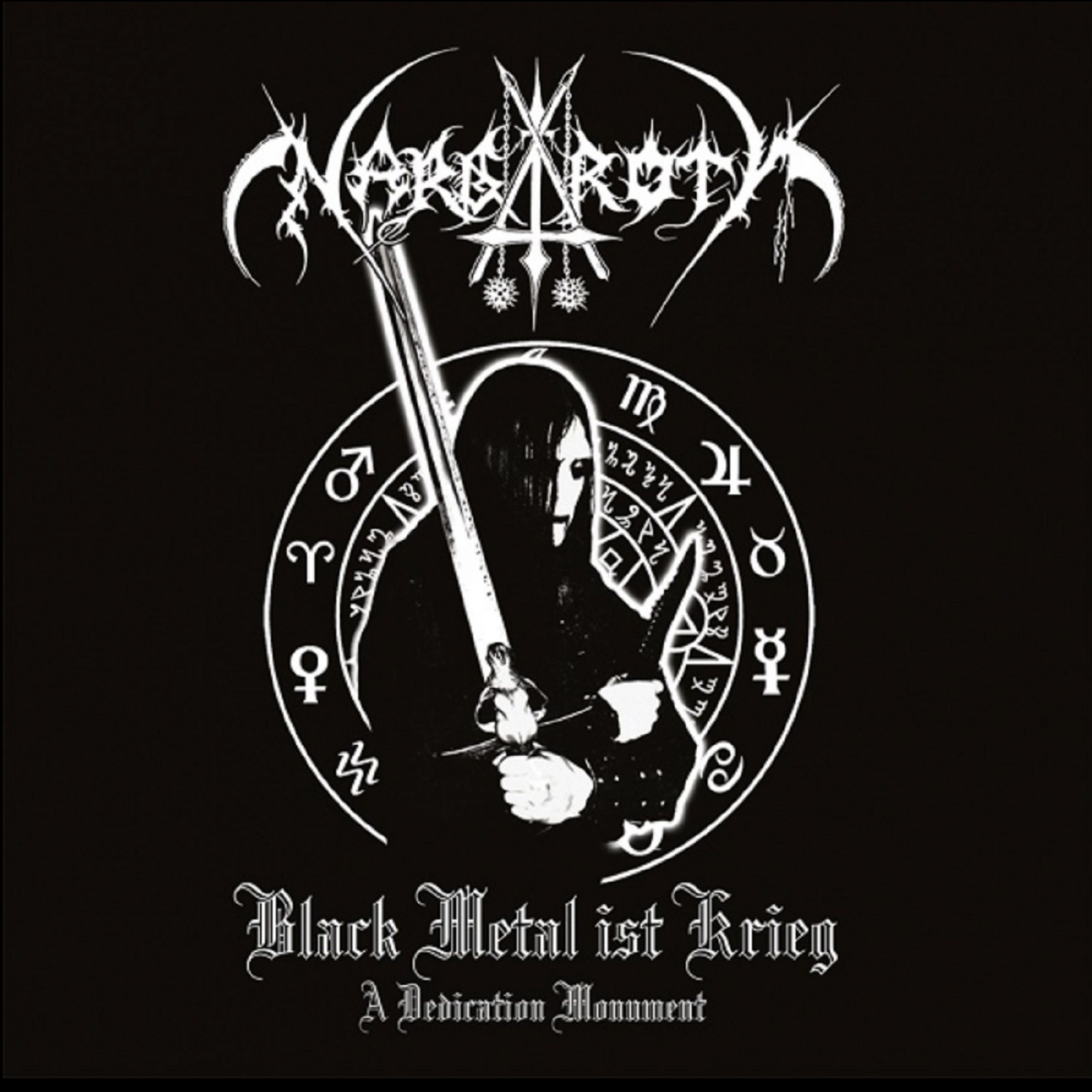 Nargaroth - Black Metal Ist Krieg (A Dedication Monument)