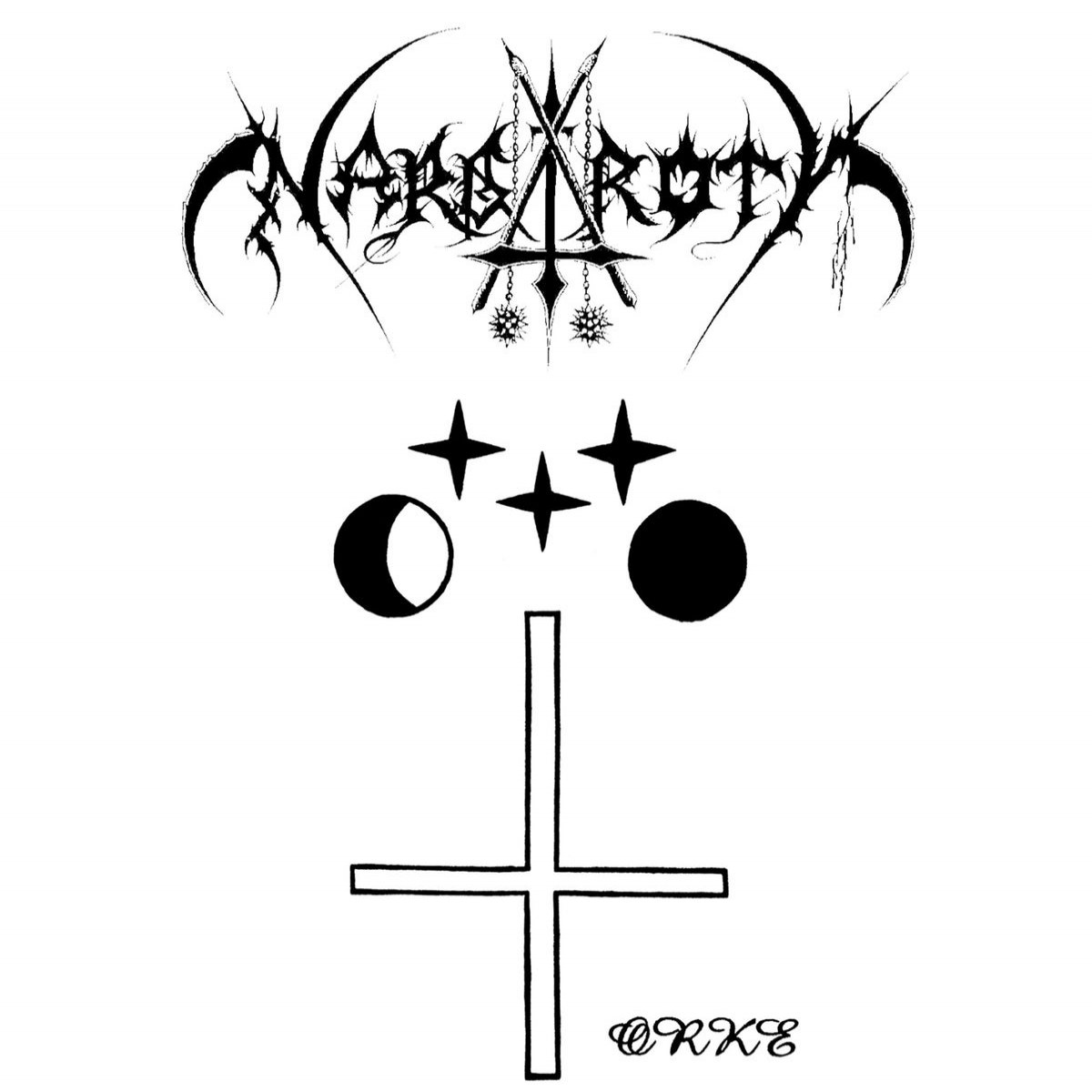 Review for Nargaroth - Orke