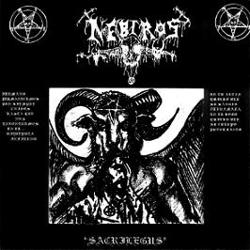 Review for Nebiros (COL) - Sacrilegus