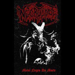 Reviews for Necrobode - Metal Negro da Morte