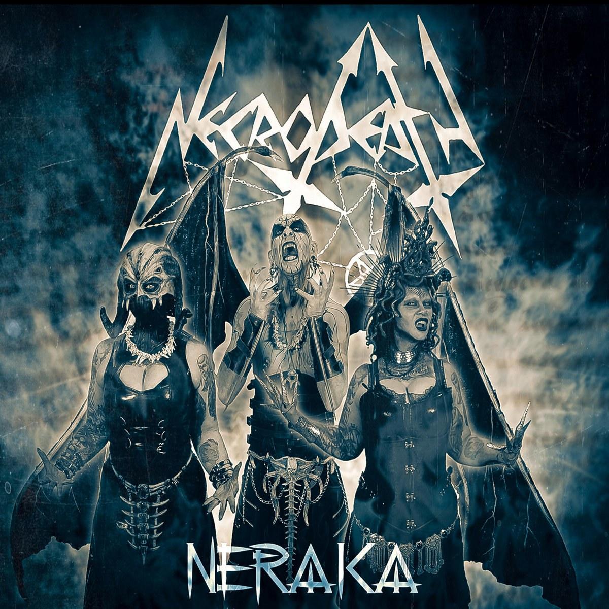 Review for Necrodeath - Neraka