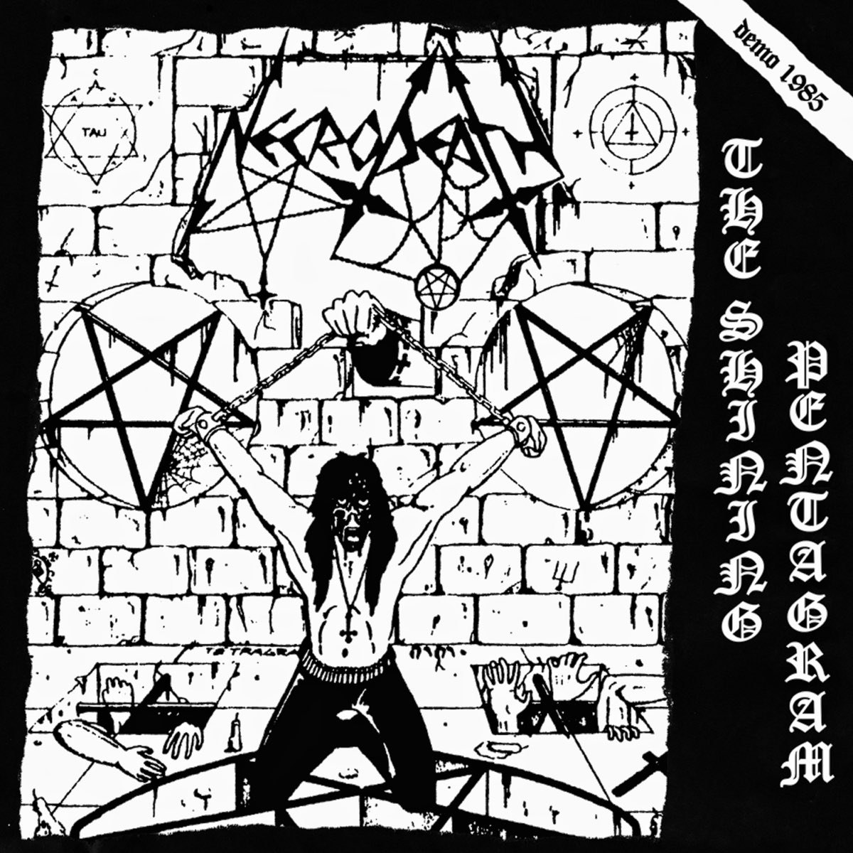 Review for Necrodeath - The Shining Pentagram