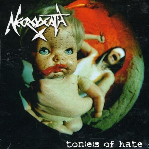 Review for Necrodeath - Tones of Hate