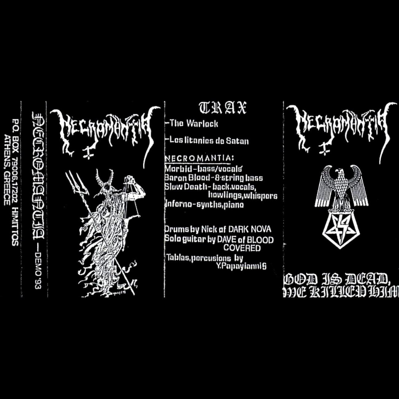 Reviews for Necromantia - Demo '93
