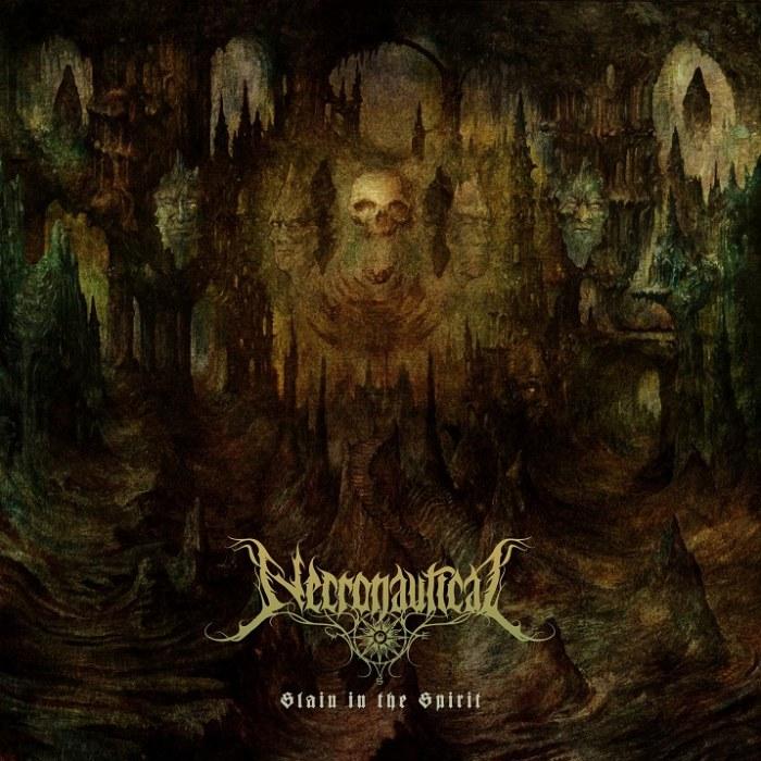 Reviews for Necronautical - Slain in the Spirit