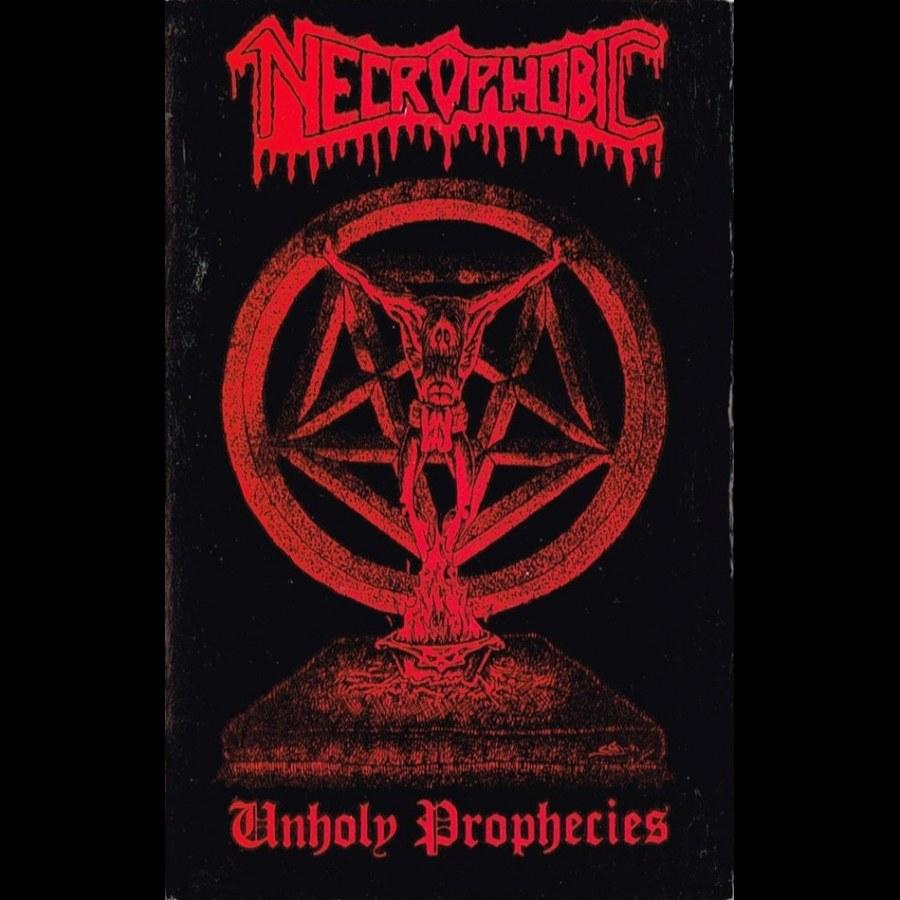 Reviews for Necrophobic - Unholy Prophecies