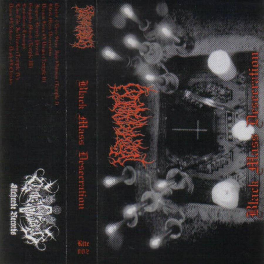 Reviews for Necros Christos - Black Mass Desecration