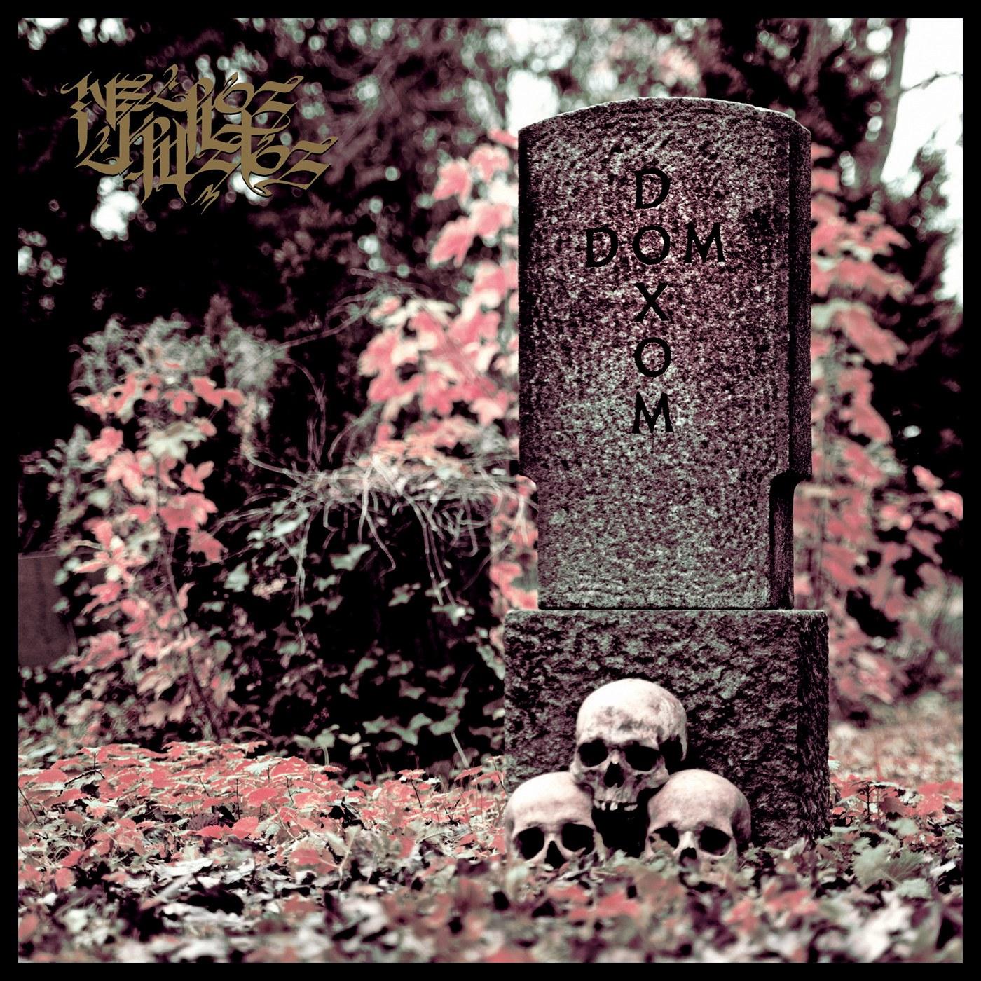 "Necros Christos released their third full-length album, titled ""Domedon Doxomedon""."