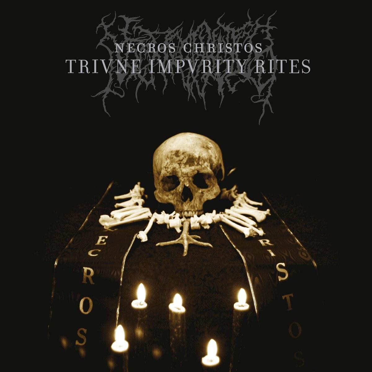 Review for Necros Christos - Triune Impurity Rites