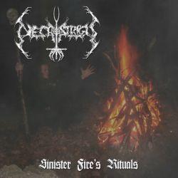 Reviews for Necrostrigis - Sinister Fire's Rituals