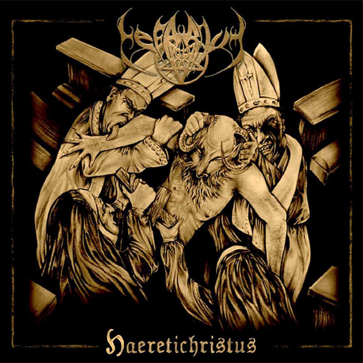 Review for Nefarium - Haeretichristus