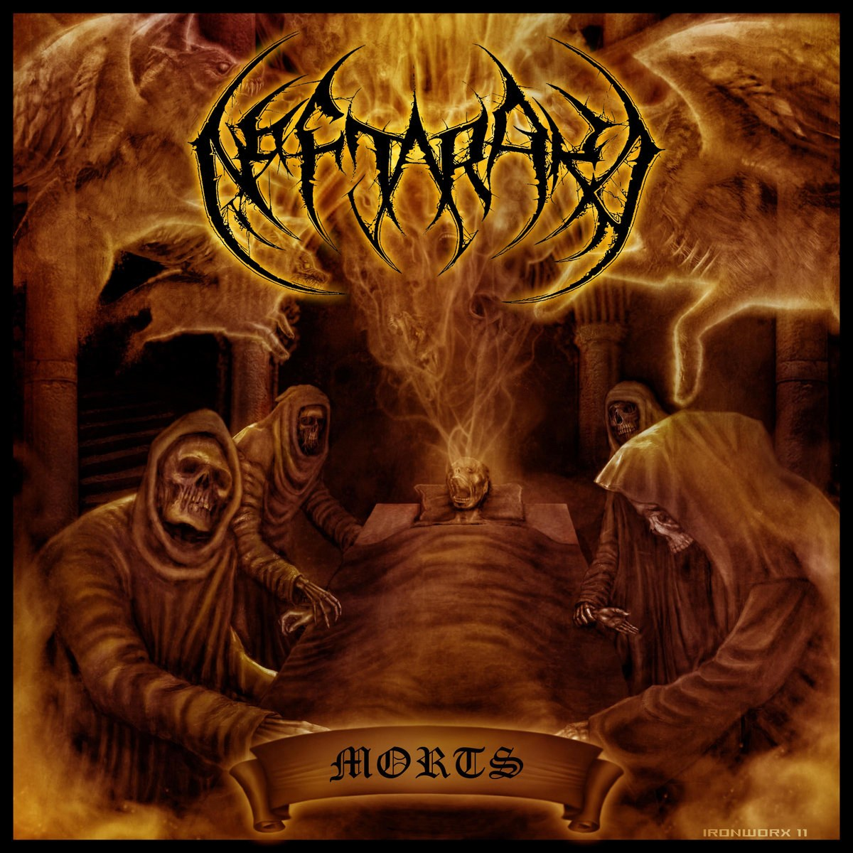 Review for Neftaraka - Morts