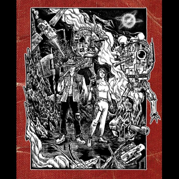 Nehushtan - Book I: Medusa's Revenge