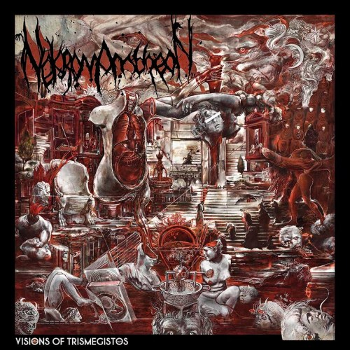 Reviews for Nekromantheon - Visions of Trismegistos