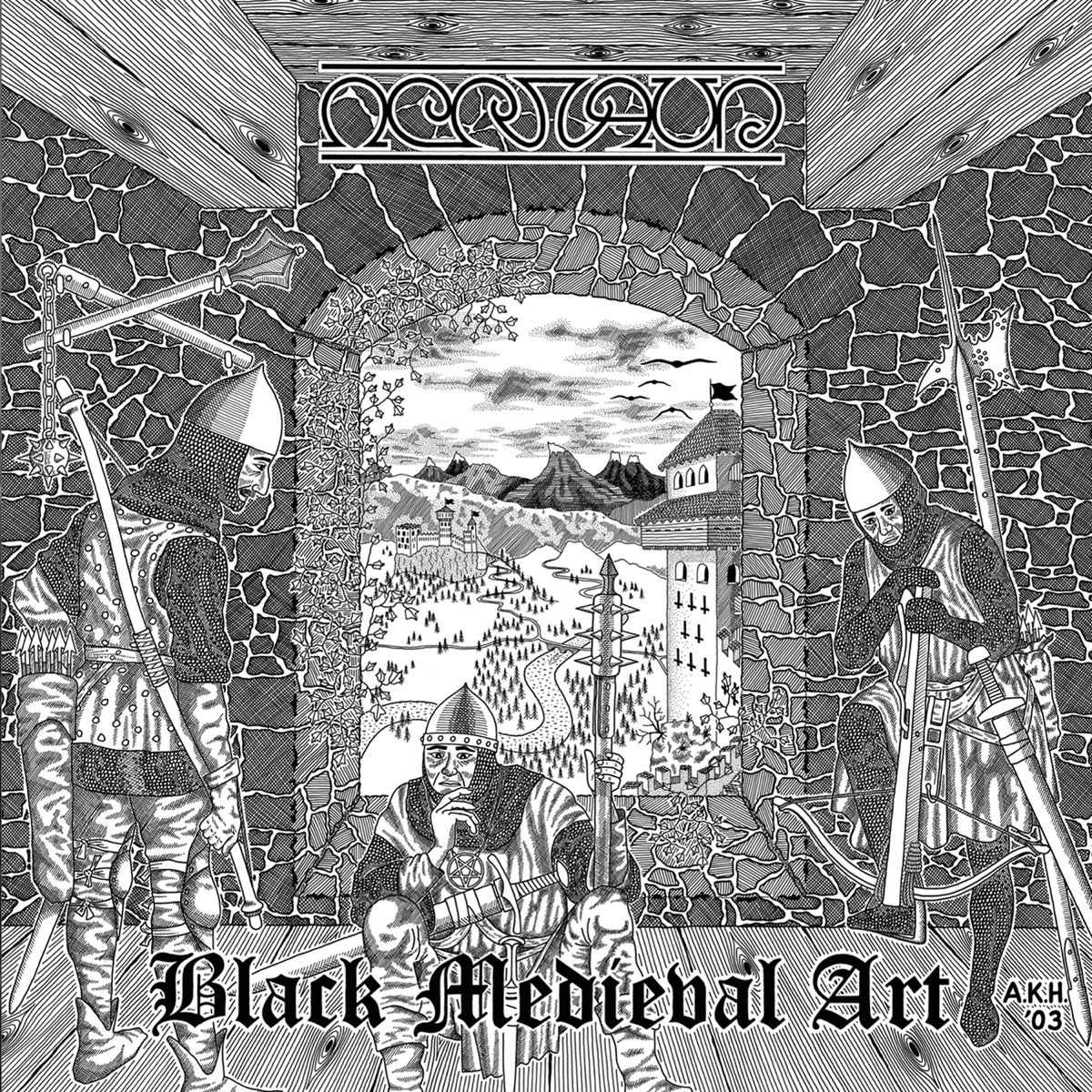 Review for Nerthus - Black Medieval Art