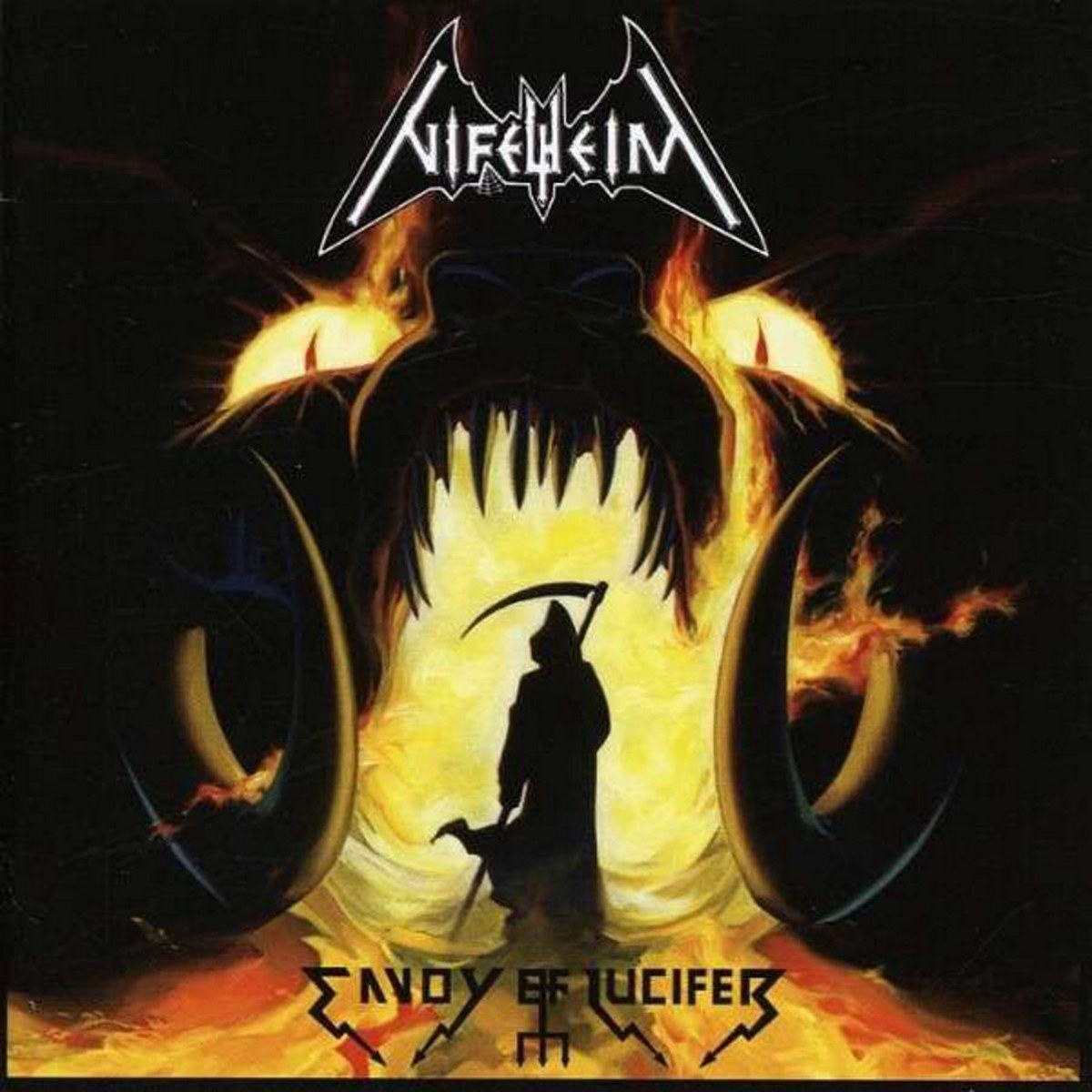 Review for Nifelheim - Envoy of Lucifer