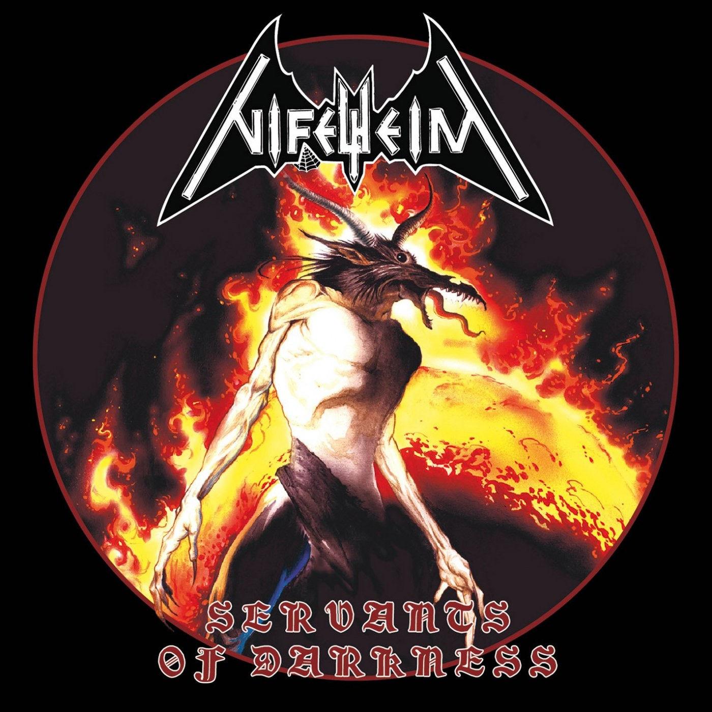 Review for Nifelheim - Servants of Darkness