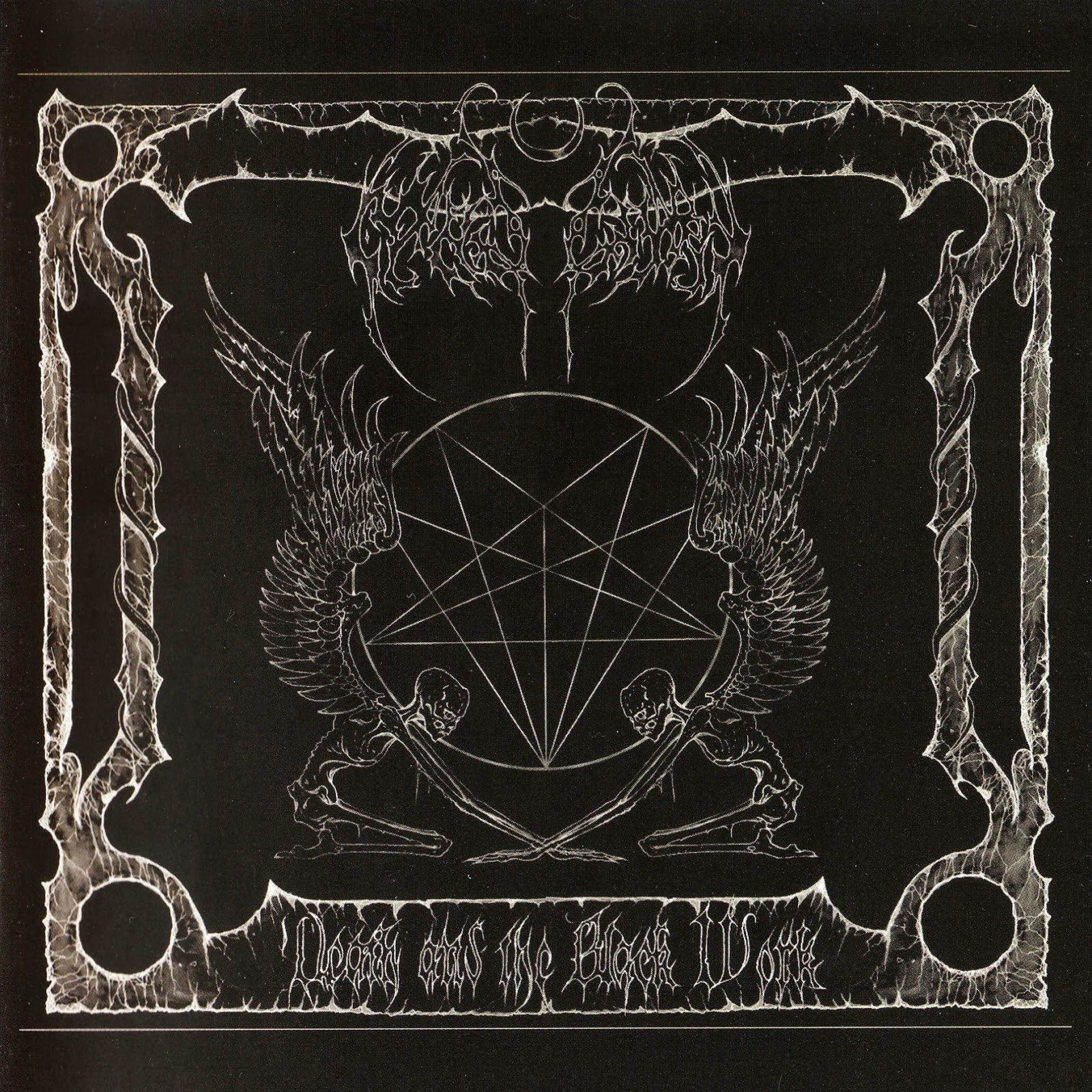 Review for Nightbringer - Death and the Black Work