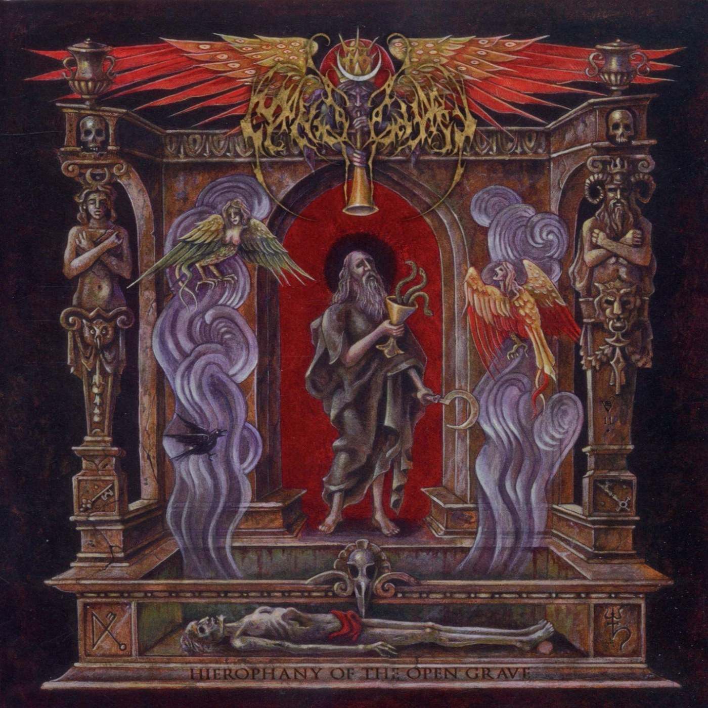 Review for Nightbringer - Hierophany of the Open Grave